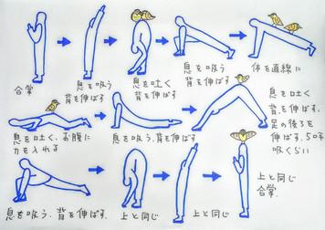 【ヨガの呼吸法、太陽礼拝で心と身体を整えましょう】