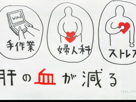 【肩こりと東洋医学②】鍼灸院/鍼灸ゆーせん/大阪府八尾市上尾町