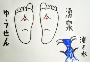 【のぼせ、動悸のツボ⑤】鍼灸ゆーせん/大阪府八尾市