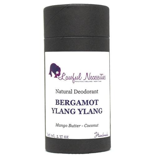 Bergamot Ylang Ylang