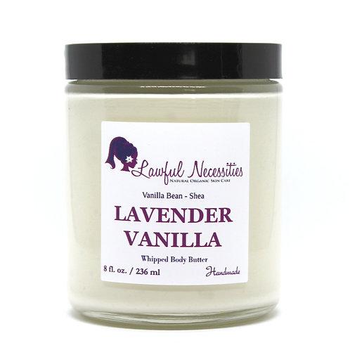 Lavender Vanilla Bean