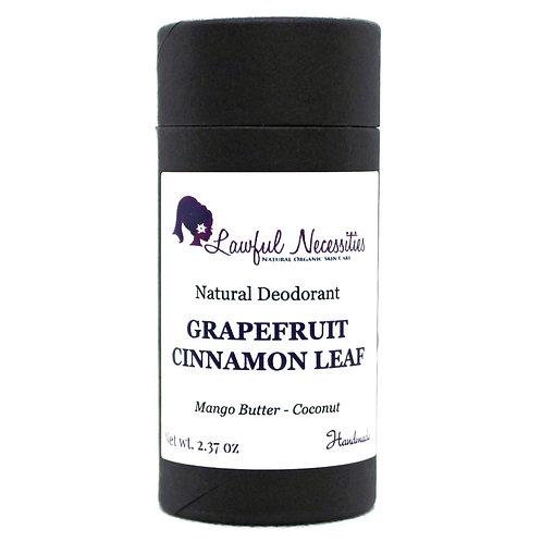 Grapefruit Cinnamon Leaf