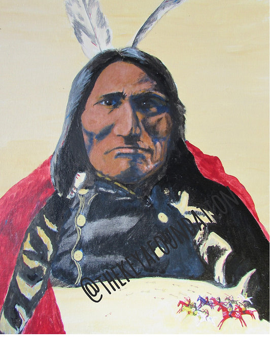 Chief Red Horse