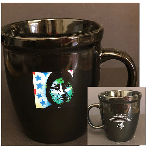 15 oz Water is Life Coffee Mug
