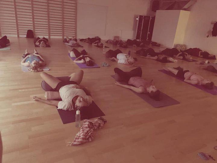 Yoga i Mårslet