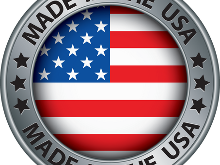 American Made Products!