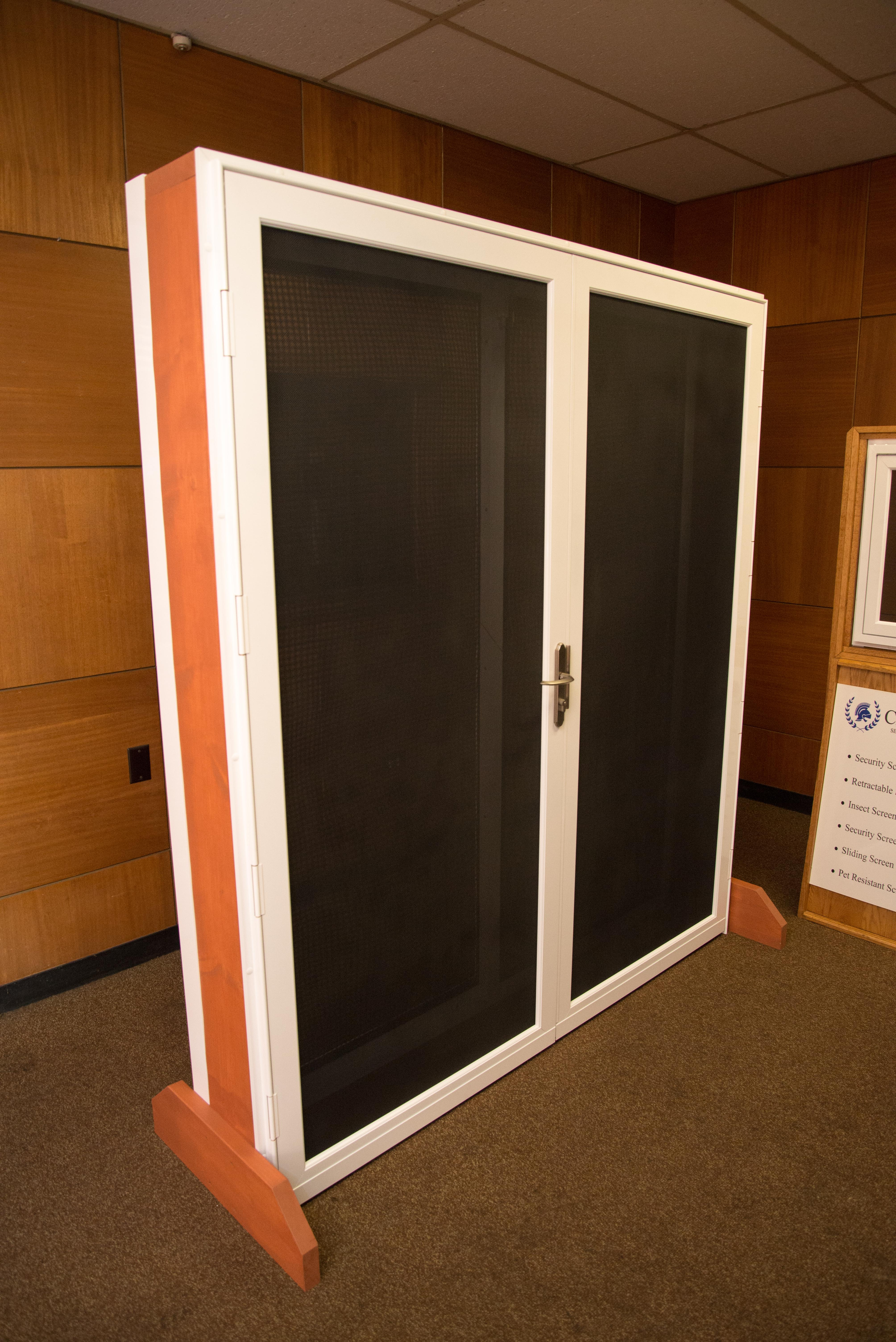 Security Sliding Door By Safe Shield