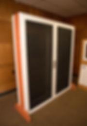 Safe Shield Sliding Security Door
