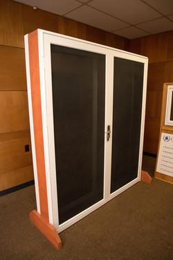 Security Sliding Door By Safe Shield