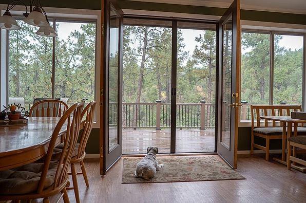 Tucson Retractable Screen Doors