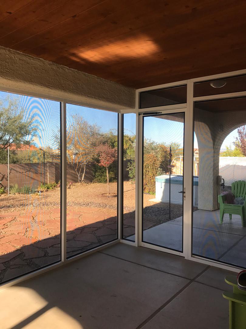 Sun Shield Patio Room Sierra Vista