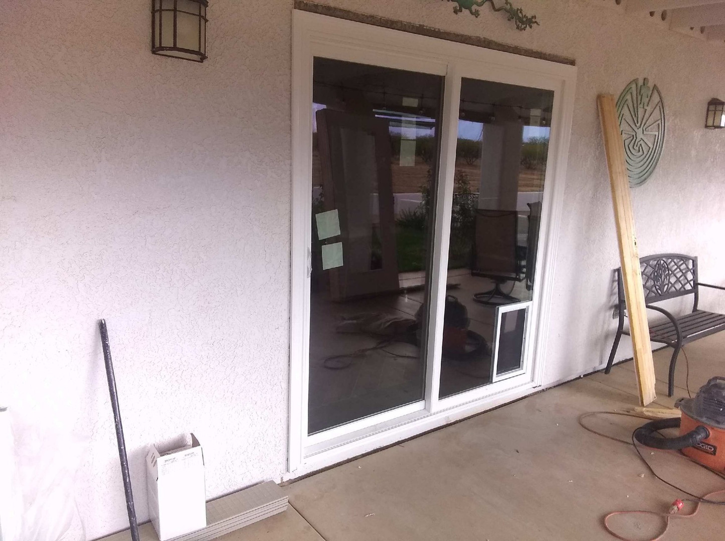 Tucson Sliding Door
