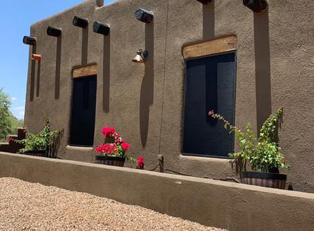 Tucson Solar Screens