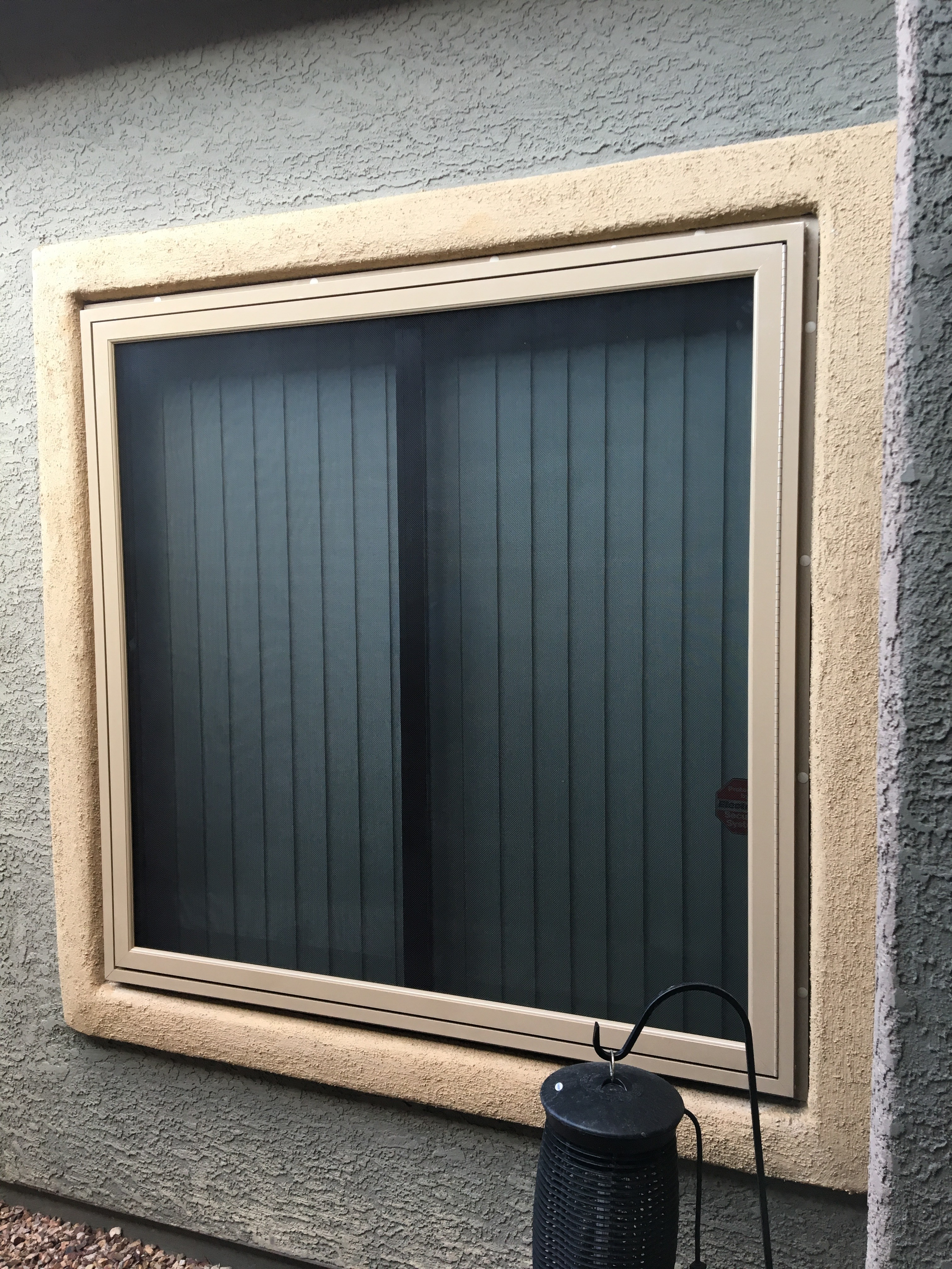 Safe Shield Security Screen