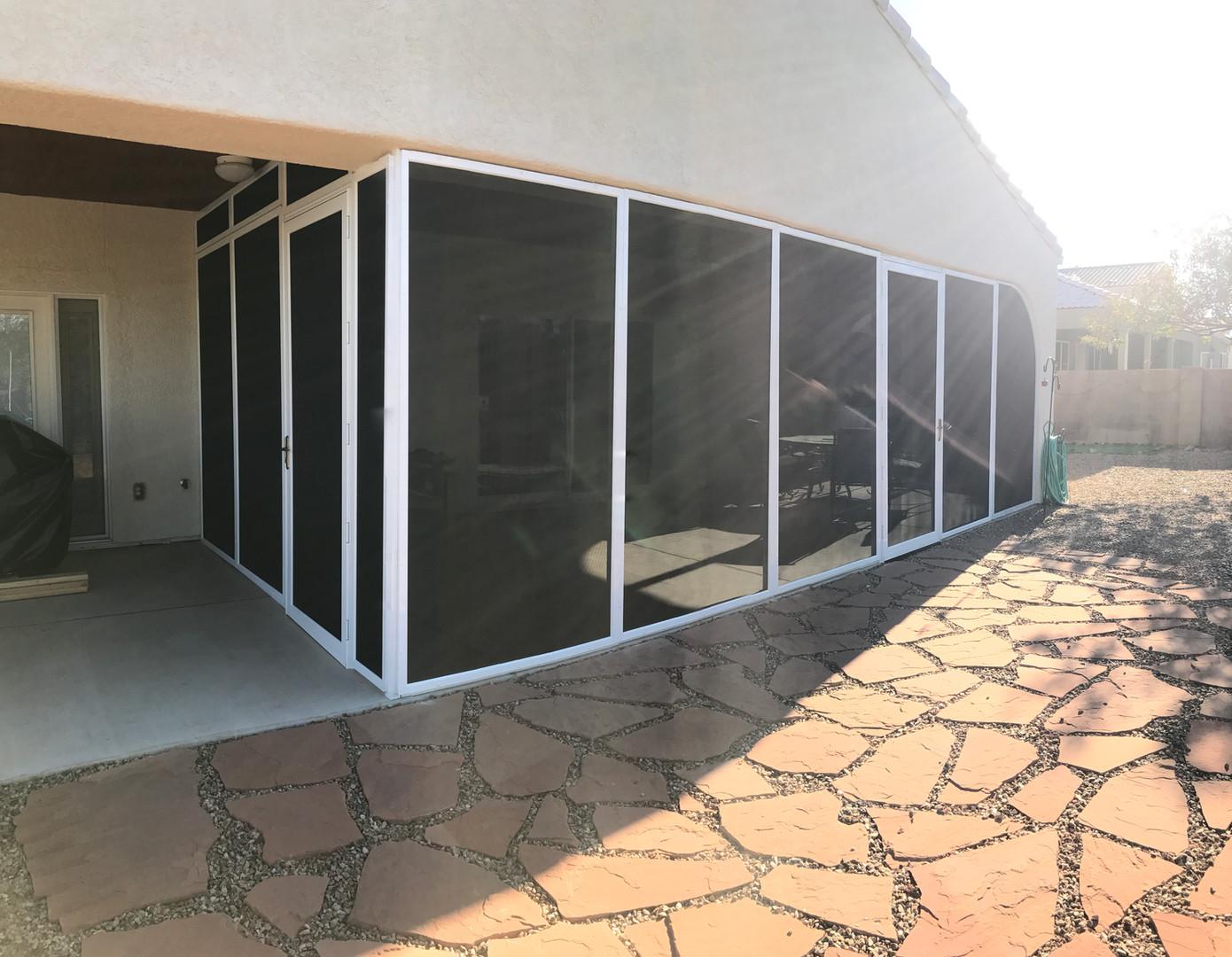 Sun Shield Patio Room