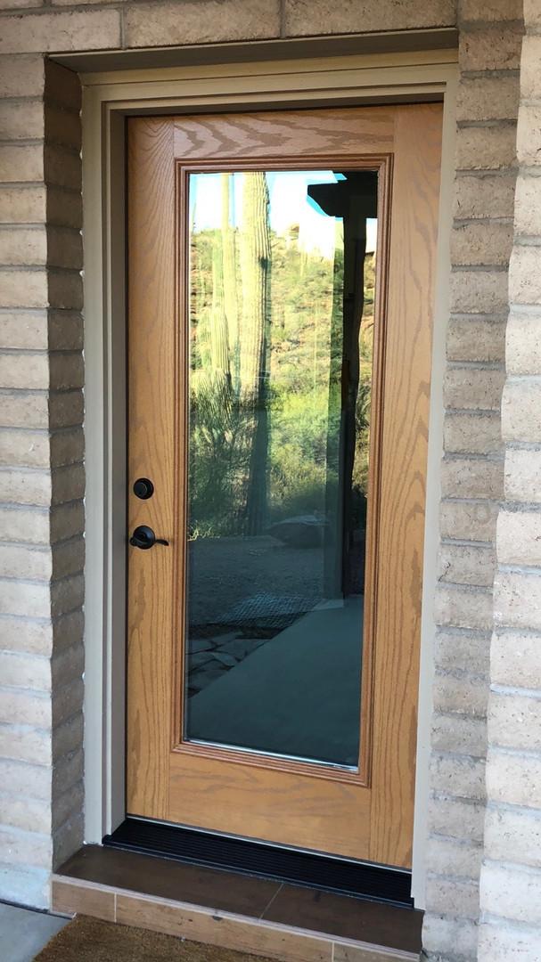 Tucson Exterior Doors