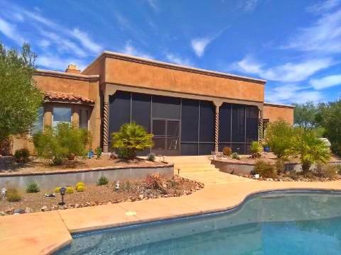 Tucson Patio Enclosure