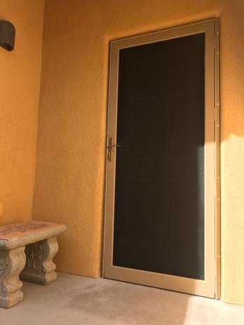 Secuirty Door