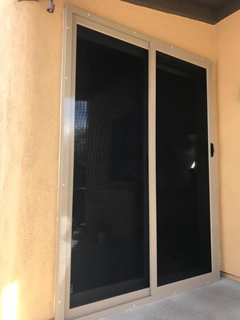 Sliding Security Door
