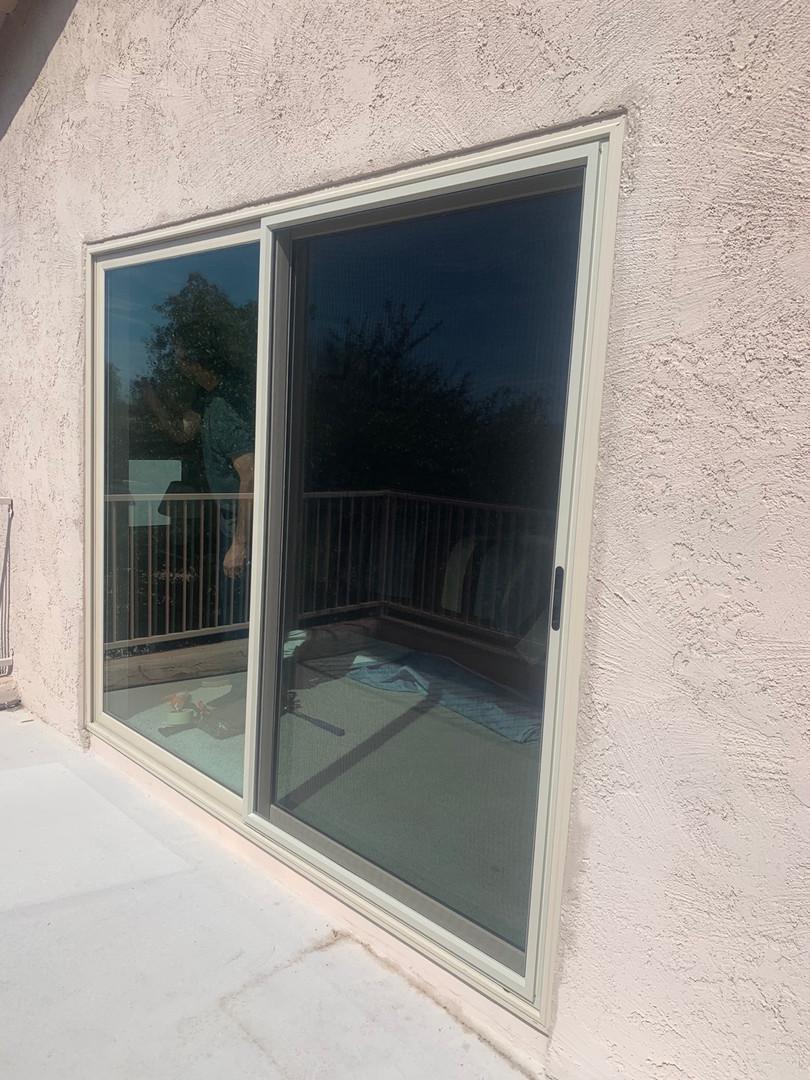 Tucson Sliding Glass Doors By Sunshield