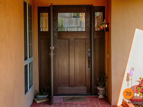 Tucson Entry Door