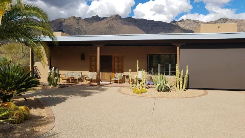 Tucson Retractable Shades