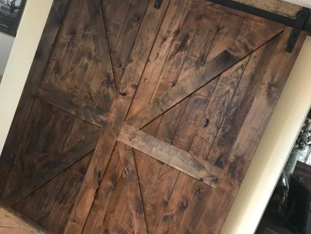 Barn Doors?