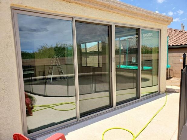 Sliding Glass Door By Sunshield