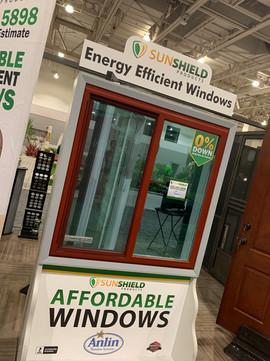 Sun Shield Windows