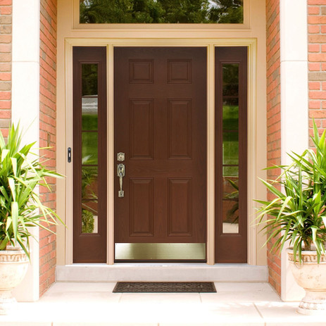 Glass Entry Doors Tucson