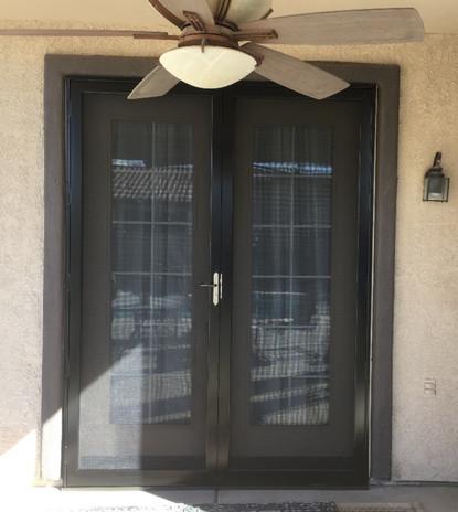 Security French Door Tucson