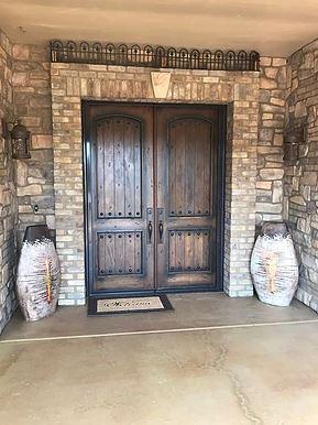 French Screen Doors