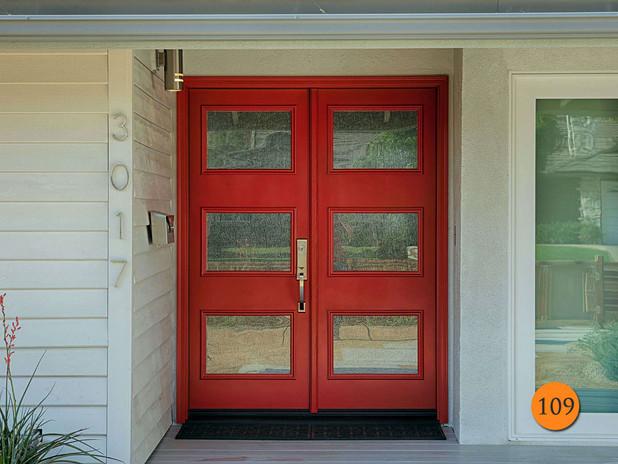 Modern Entry Door Tucson