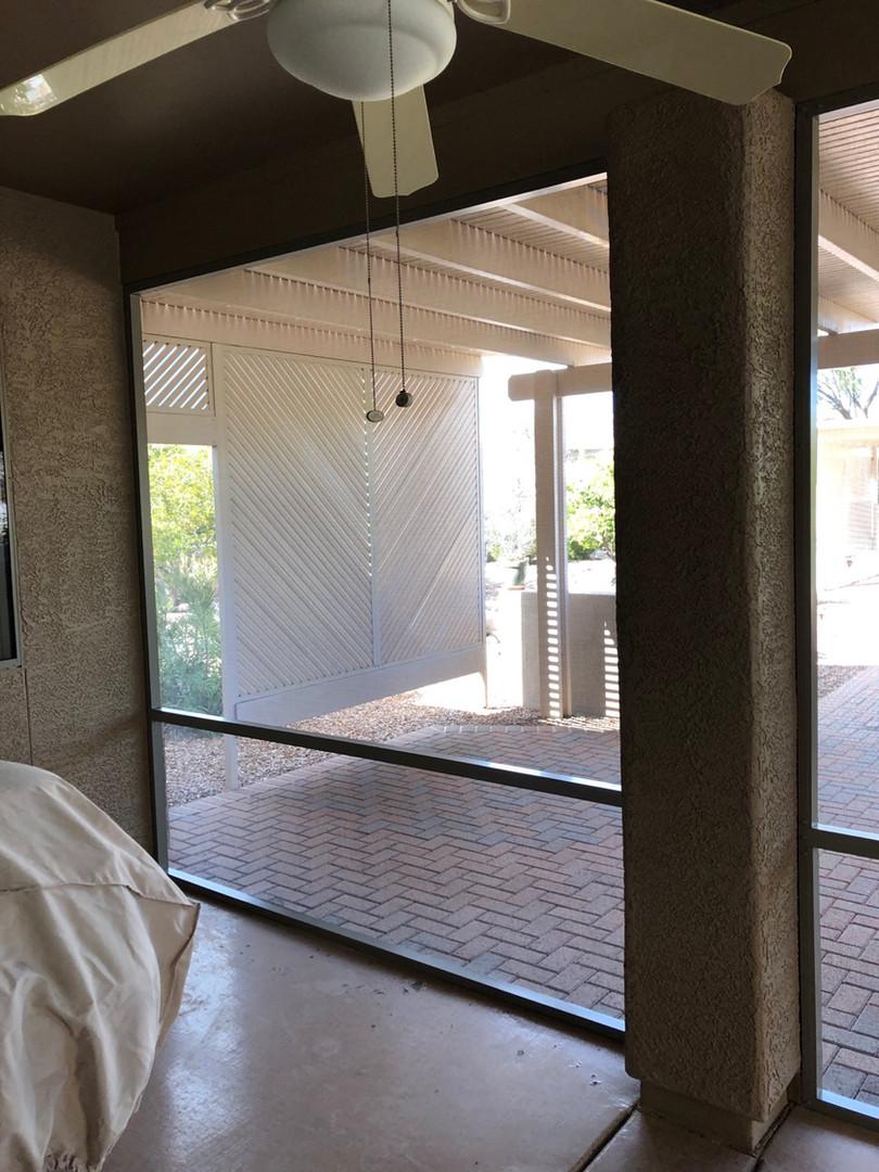 Sun Shield Patio Rooms