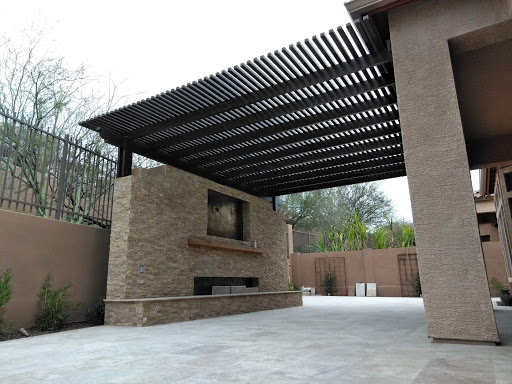Sun Shield Patio Cover