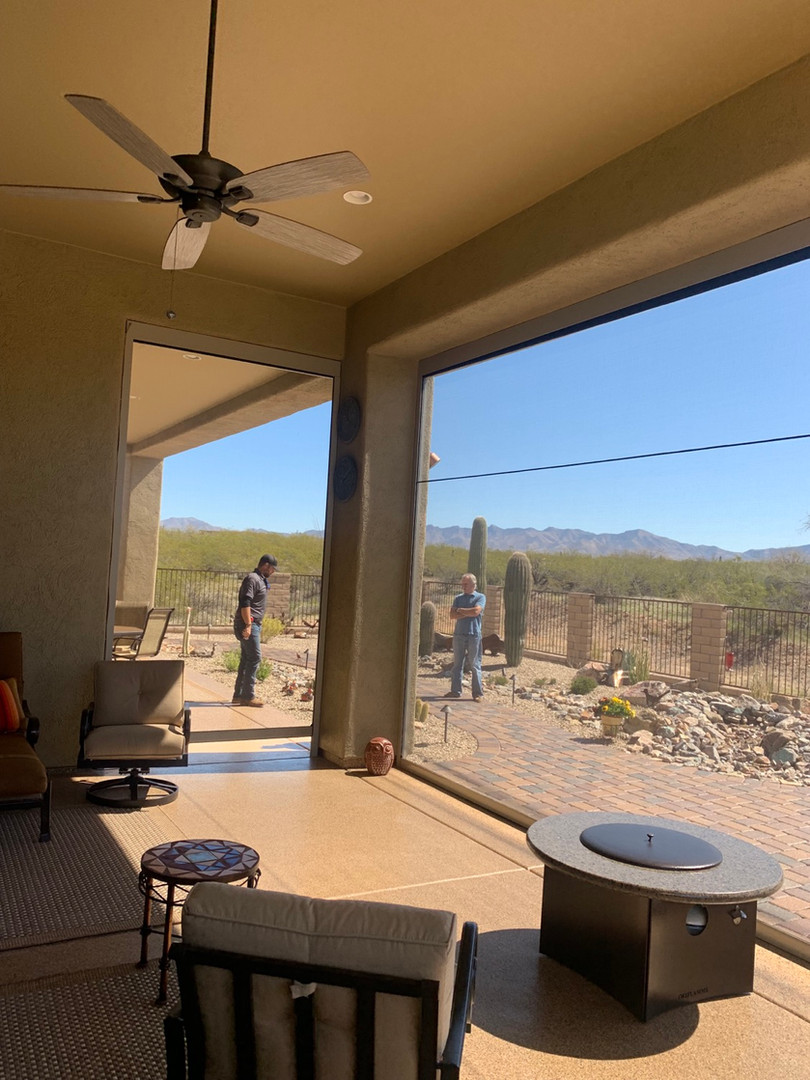 Retractable Shades Tucson