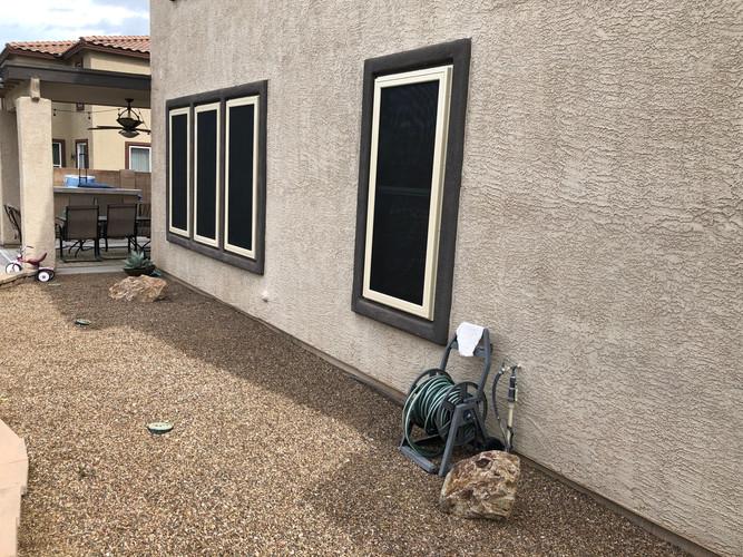 Tucson Security Screen