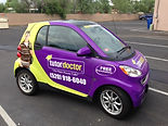 Vehicle Wraps Signs Banners Smart Car