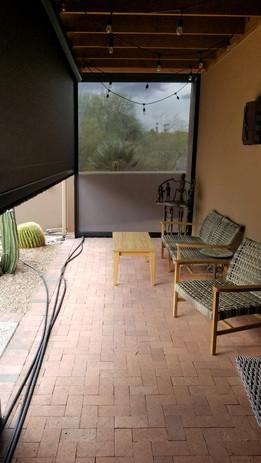 Tucson Drop Shades