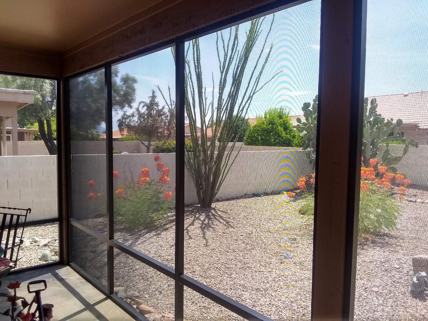 Tucson Patio Room
