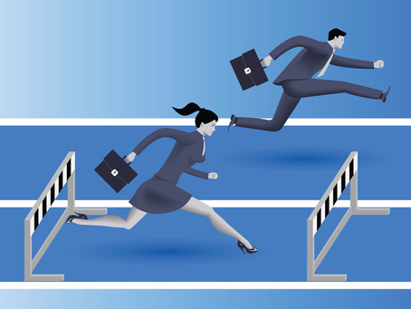 Are You Facing Hurdles at Work? Thoughts on How to Cope