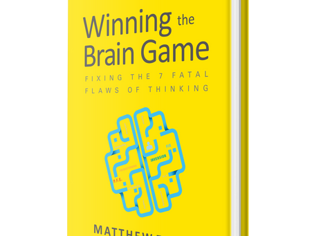 How to be More Innovative By Winning the Brain Game - Interview with our Speaker, Matthew E. May
