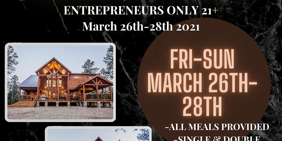 Entrepreneur Cabin Getaway