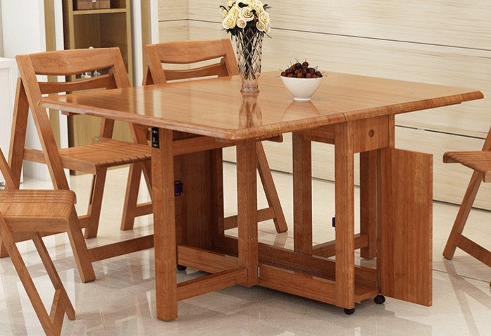 PFCT02- Dining table & 4 Chairs one set