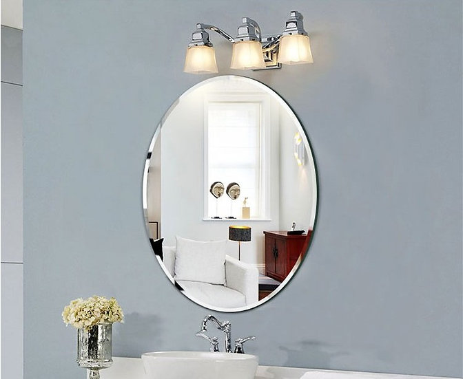 BATR12-Bathroom mirror