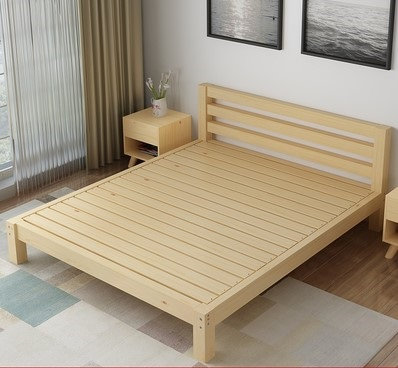 GOBF12-Solid wood Bed Frame