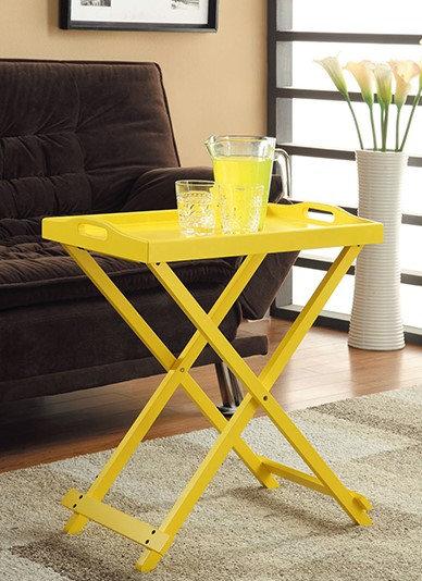 SST02-Sofa Side Table
