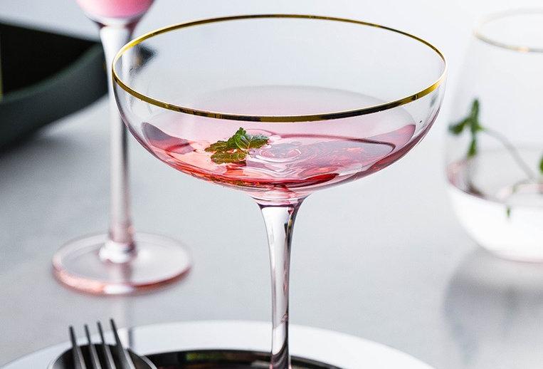 AFT45- Wine glass