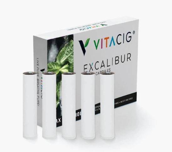 VITACIG® Excalibur - Max Menthol Capsule 冰爆薄荷膠囊