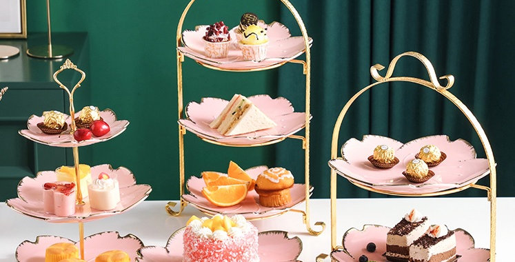AFT25-Cake Stand